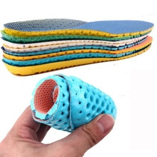 1 paio di scarpe solette ortopediche Memory Foam Sport Arch Support inserto suole Pad scarpe traspiranti accessori piedi suole Pad