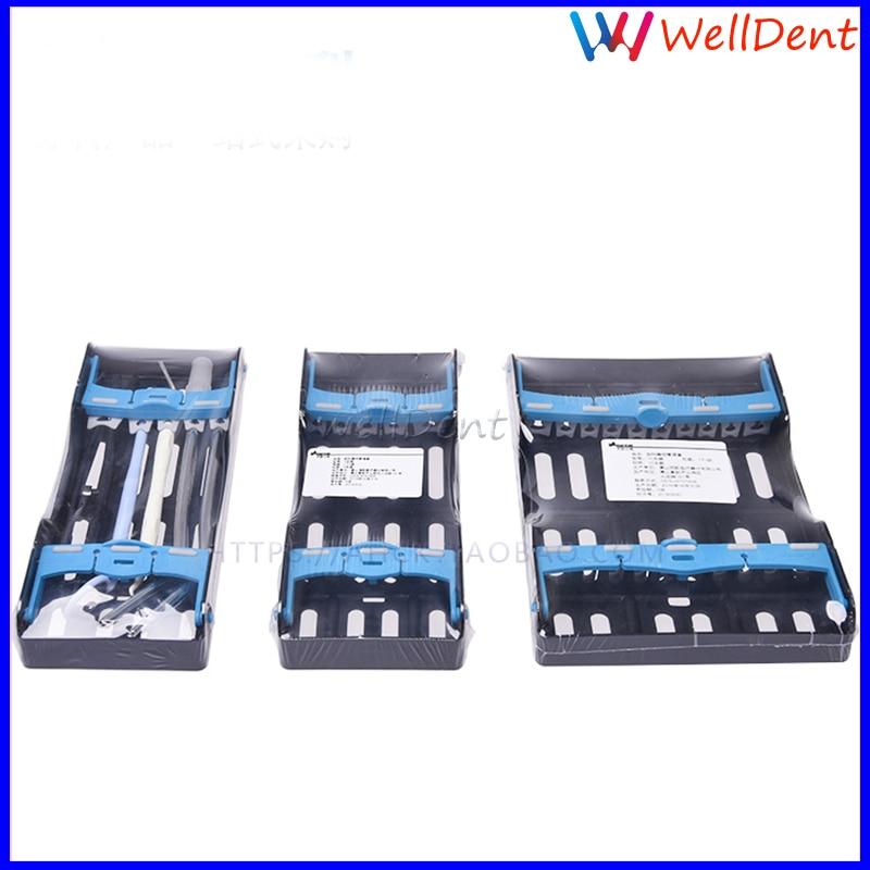 Dental Instrument Management Box Sterilization Box Repeatable Equipment Oral Dental Sterilization