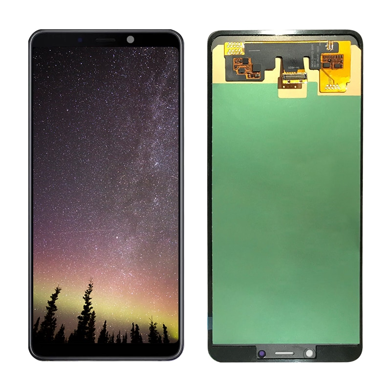 Super Amoled LCD para Samsung Galaxy A9 2018 A920 LCD pantalla táctil digitalizador montaje + herramientas