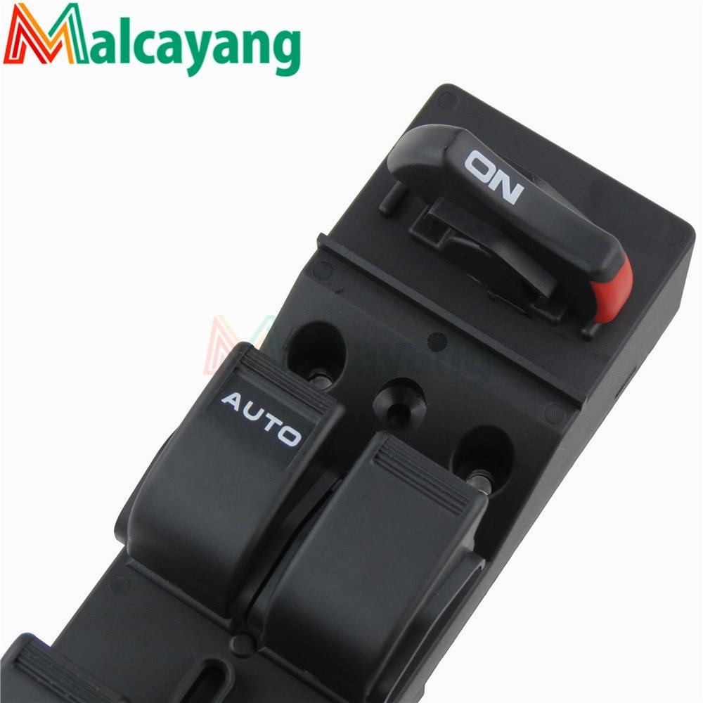Para Honda Civic CX EX HX LX Si 4 puerta 1996-2000 interruptor de ventana de alta calidad 83593-S04-9500 83593S049500