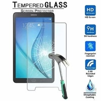 for samsung galaxy tab e 8 0 lte 9h ultra clear premium tablet tempered glass screen protector film protector guard cover