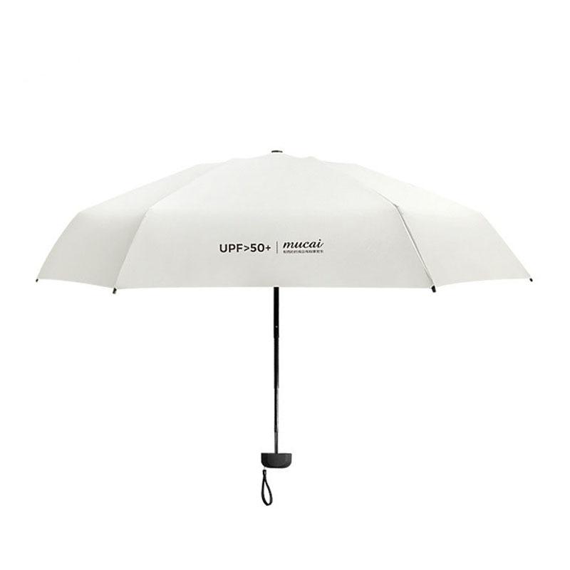 Women Fashion Pocket Small Umbrella Anti UV Paraguas Sun Umbrella Rain Windproof Light Folding Portable Umbrellas for Boy Girl enlarge