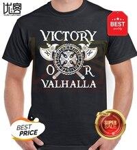Men Wotan Mit Uns T Shirts Mens Short Sleeve Viking Tees Oversized Leisure Basic Graphic Cool Tees