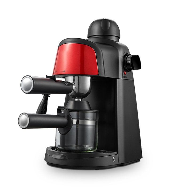 1 ud. 220V 800w máquina de Café Americano italiana semiautomática 5 Par de bomba de presión hogar comercial vapor beat milk bubble