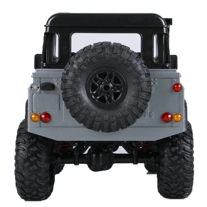 New MN 99 Upgraded Version MN99S D90 4WD RC Car 1/12 Scale Defender Electric Remote Control Car Toy For Boy Gift With LED Lights enlarge