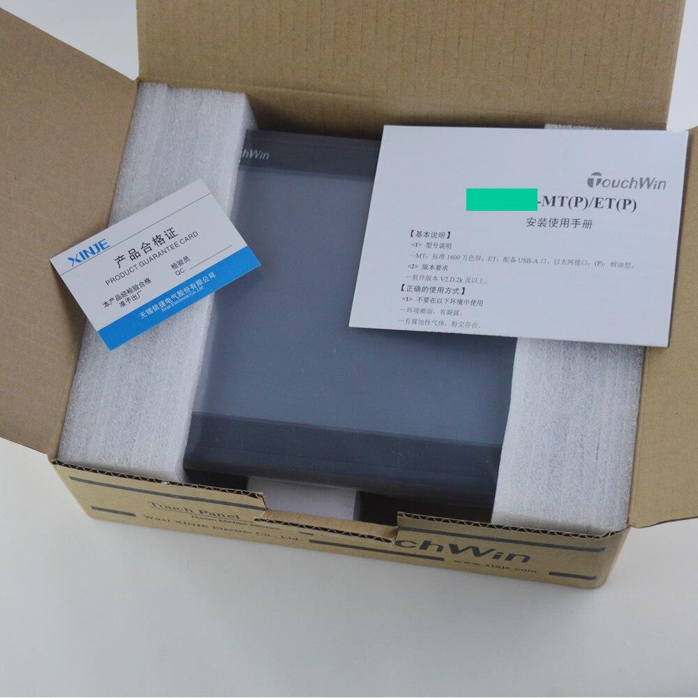 TGA63-UT TouchWin HMI XINJE شاشة تعمل باللمس دي 10.1 بوليغادا 1024*600 سوبورت S7-1200 ، لديها في الأوراق المالية