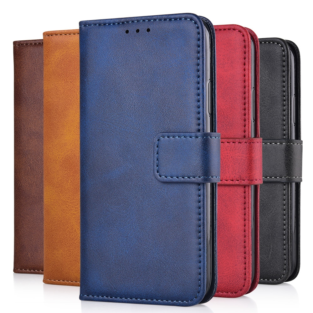 Flip Wallet Leather Case for Xiaomi Redmi Note 9 Pro 8T 7 6 5 4 Redmi 9 9c 9a 8 8A 7 7A 6 6A 5 5 Plu