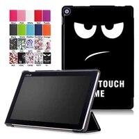 Tri-Falten Stehen Leder Fall Abdeckung Fur ASUS ZenPad 10 Z301MFL P028 P00L P00I P023 p01T P021 P00C Z300CG M CNL Z500M KL Tablet PC