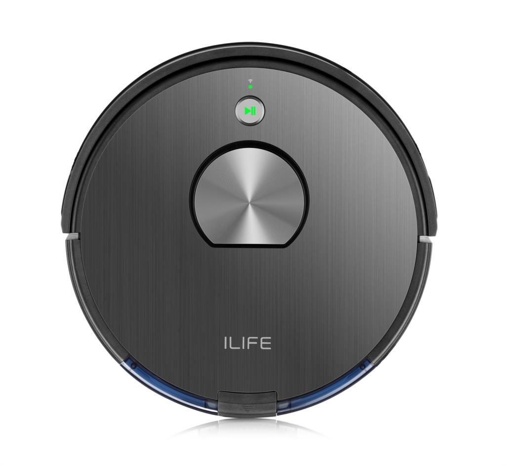 ILife A10s robot vacuum cleaner for dry and wet cleaning laser navig LDS scanning Alexa voice control Molnia