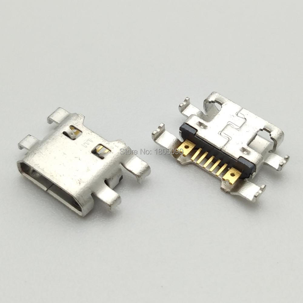 10pcs Micro USB Jack Charging Socket Port Plug Dock Connector For LG K4 K10 M160 K8 M200N K520 X Cam K580 Power K220DS K500N