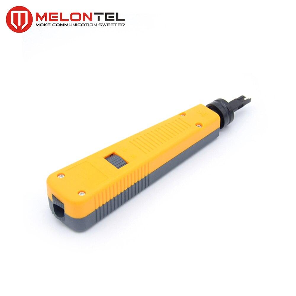 Outil dimpact de câble doutil de poinçon de câblage de réseau de MT-8007 pour 110 IDC