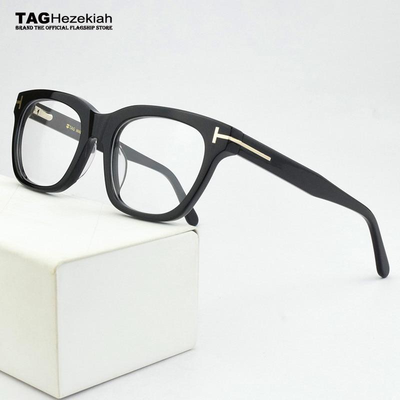 إطارات النظارات للرجال والنساء ، إطارات الكمبيوتر ، قصر النظر ، مربعة ، جودة عالية ، جديد ، 5178