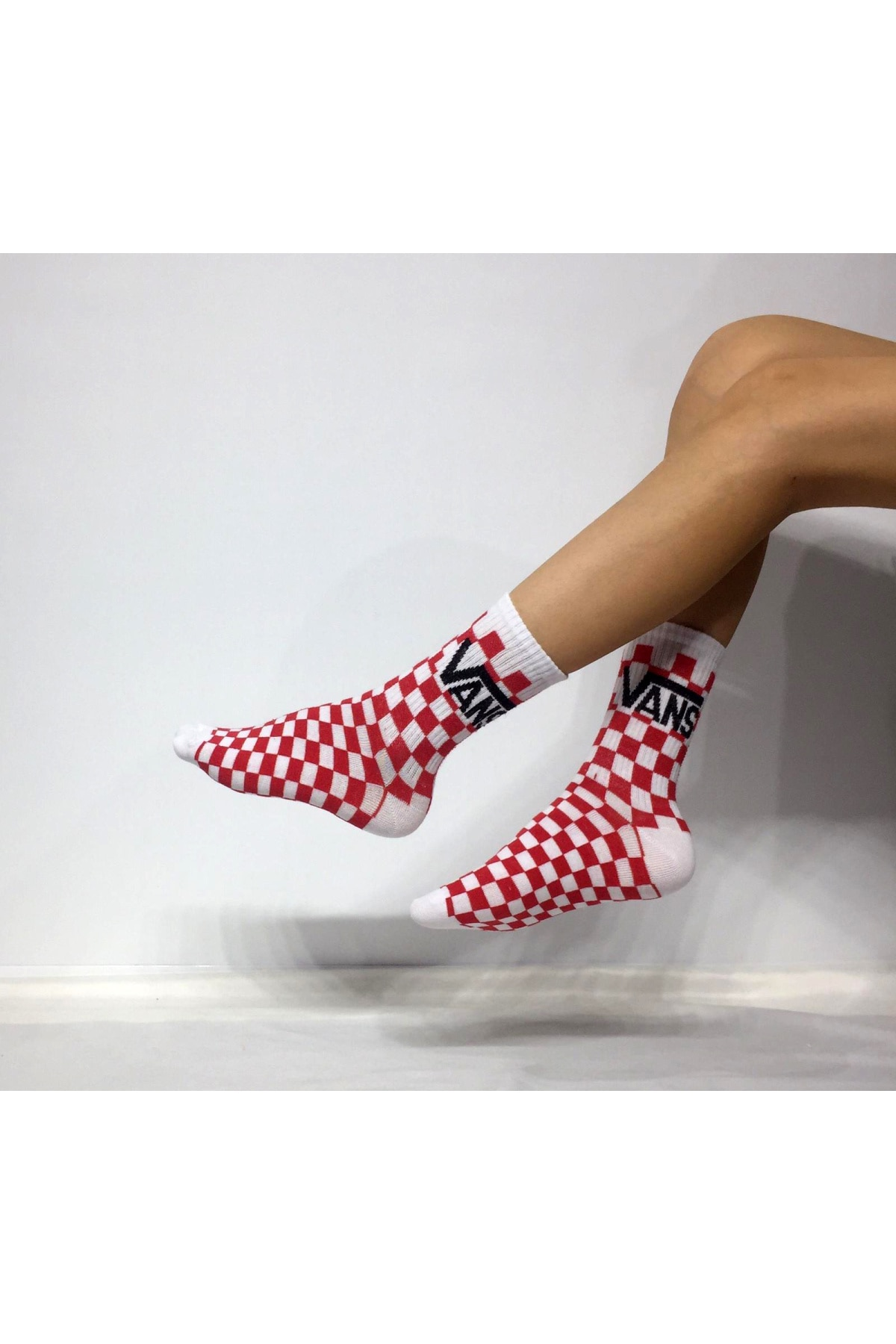 Iconsocks Vans Patterned College Socks