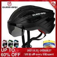 Велосипедный шлем QUESHARK QE108, цвет в ассортименте