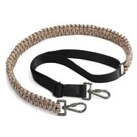 umbrella rope gun belt adjustable multifunctional umbrella rope braided tactical gun belt rescue rope outdoor hunting tool