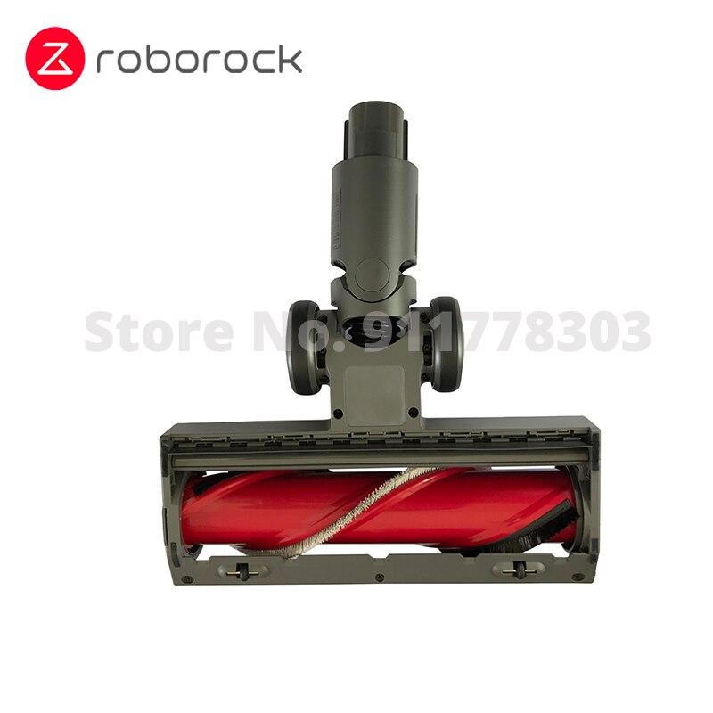 الأصلي السجاد فرشاة رئيس ل Roborock H6 يد مكنسة كهربائية قطع الغيار رمادي وأحمر
