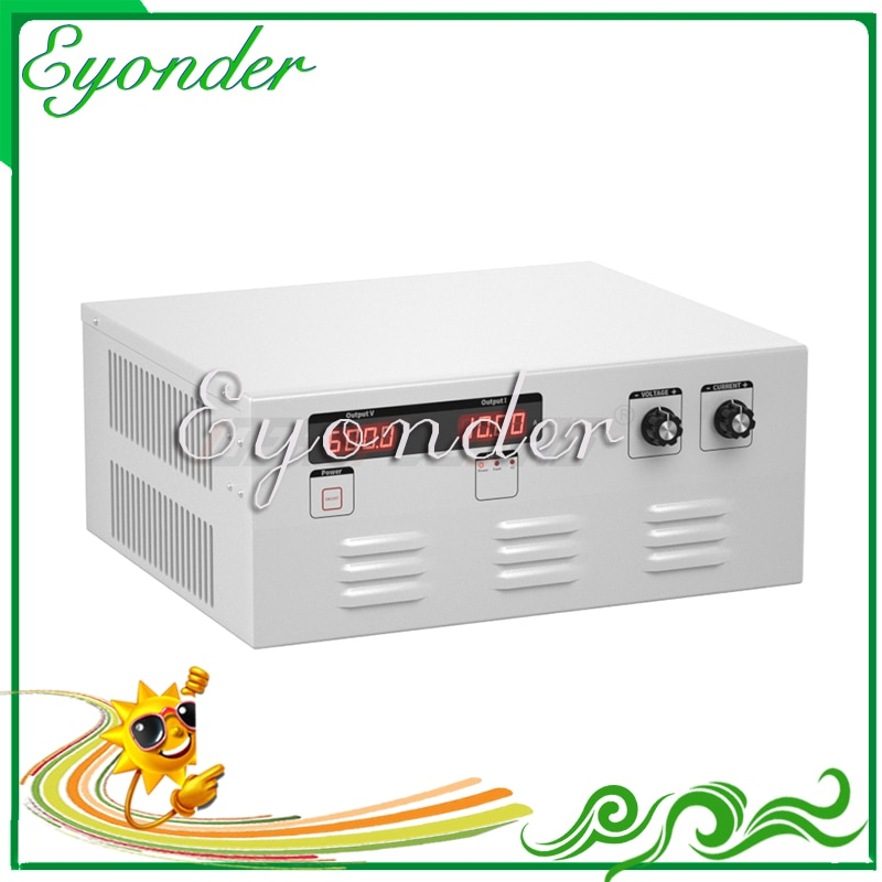 110v 220v 230v 380v 500v ac a 1000v dc fuente de alimentación 5a 5000w ajustable voltaje Variable regulador convertidor inversor