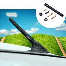 WRC fibre de carbone Radio voiture antenne Auto accessoires pour Mini Cooper R52 R53 R55 R56 R58 R59 R60 R61 Paceman Countryman Clubman