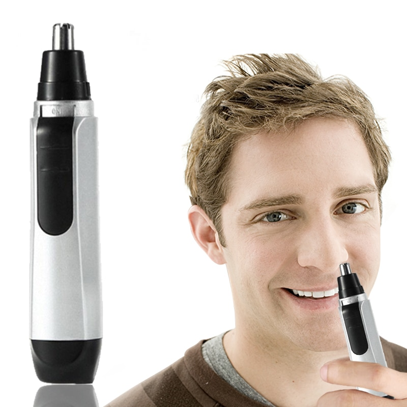 Electric Shaving Nose Hair Trimmer Safe Face Care Shaving Trimmer Nose Ear Trimer For Men Women Nose