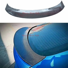 Carbon Fiber spoiler Auto Hinten Flügel Trunk Lip Spoiler Für BMW F34 3 Serie GT320i GT328i GT335i 2013 2014 2015 2016 2017 2018 19