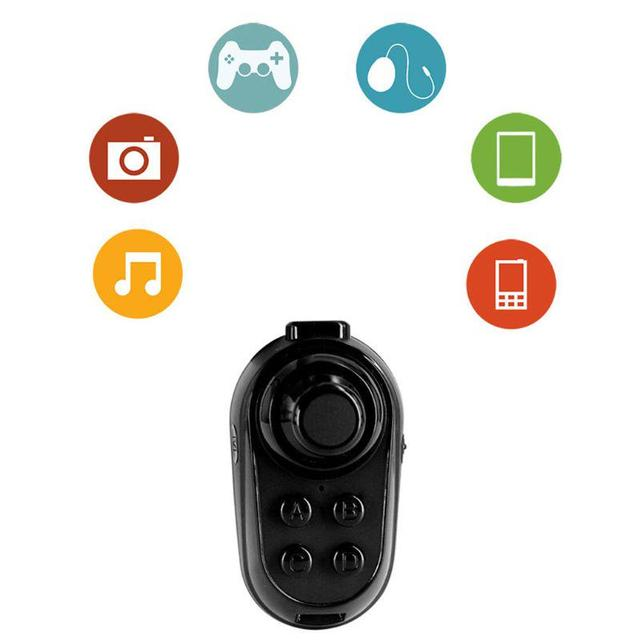 R1 Ring shape 3D Bluetooth 4.0 VR Controller Wireless Gamepad Joystick Gaming Remote Control for lOS and Android smartpho 10