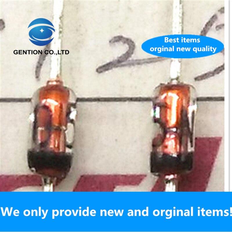 ¡Nuevo! 10 Uds. 100% tubo de limitación de corriente E-501-26Z original, diodo de corriente constante de 0,5 mA DO-35 SEMITEC