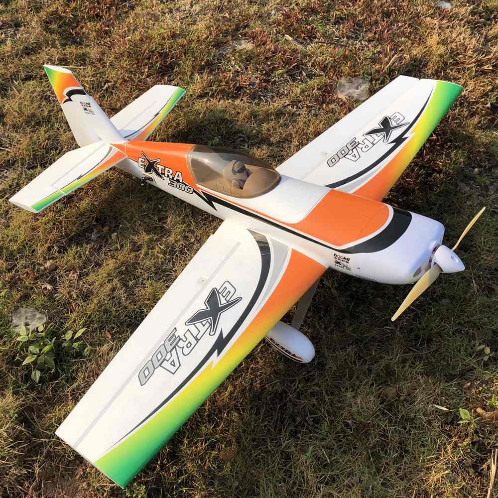 RC Sport 3D Flugzeug EXTRA 300 KIT und KIT mit motor