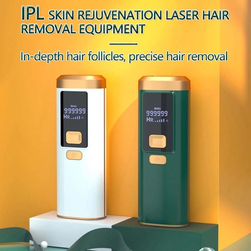 Hair Removal Laser IPL Epilator Electric Professional 99999 Flash Permanent Painless Hair Remover Ma