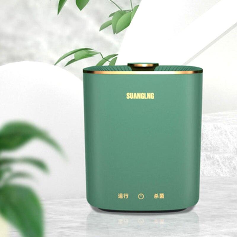 Mini Portable Washing Machine Automatic Dormitory Travel Underwear Washing Machine 2.5L Capacity Small Sterilization Instrument enlarge