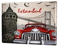 tin sign travel kitchen istanbul