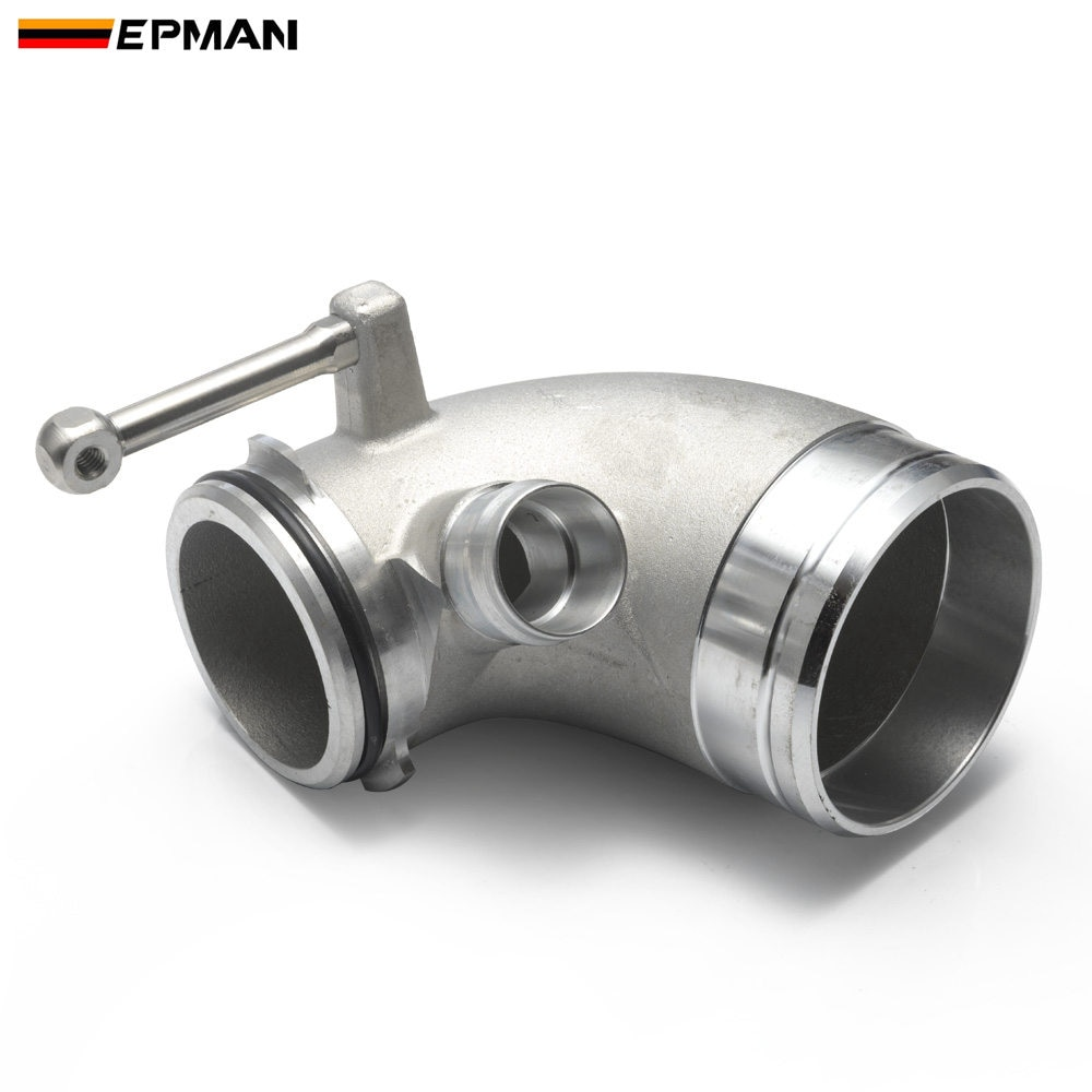 EPMAN Intake Turbo Inlet Elbow Tube Performance turbocharger Intake Hose For Seat Leon MK3 Cupra 5F For VW MK7 EA888 EPCGQ135Z