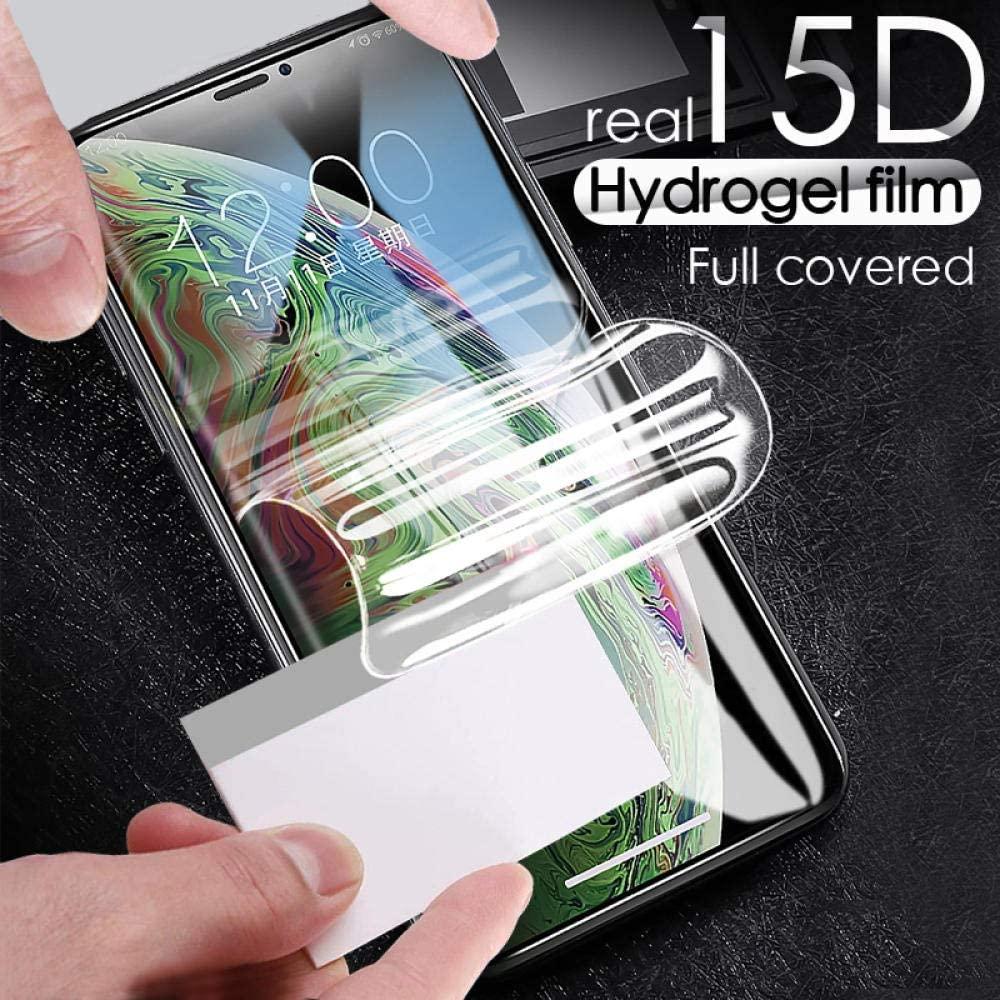 Полное покрытие мягкая Гидрогелевая пленка для Micromax Q415 HD защитная пленка для экрана не закаленное стекло