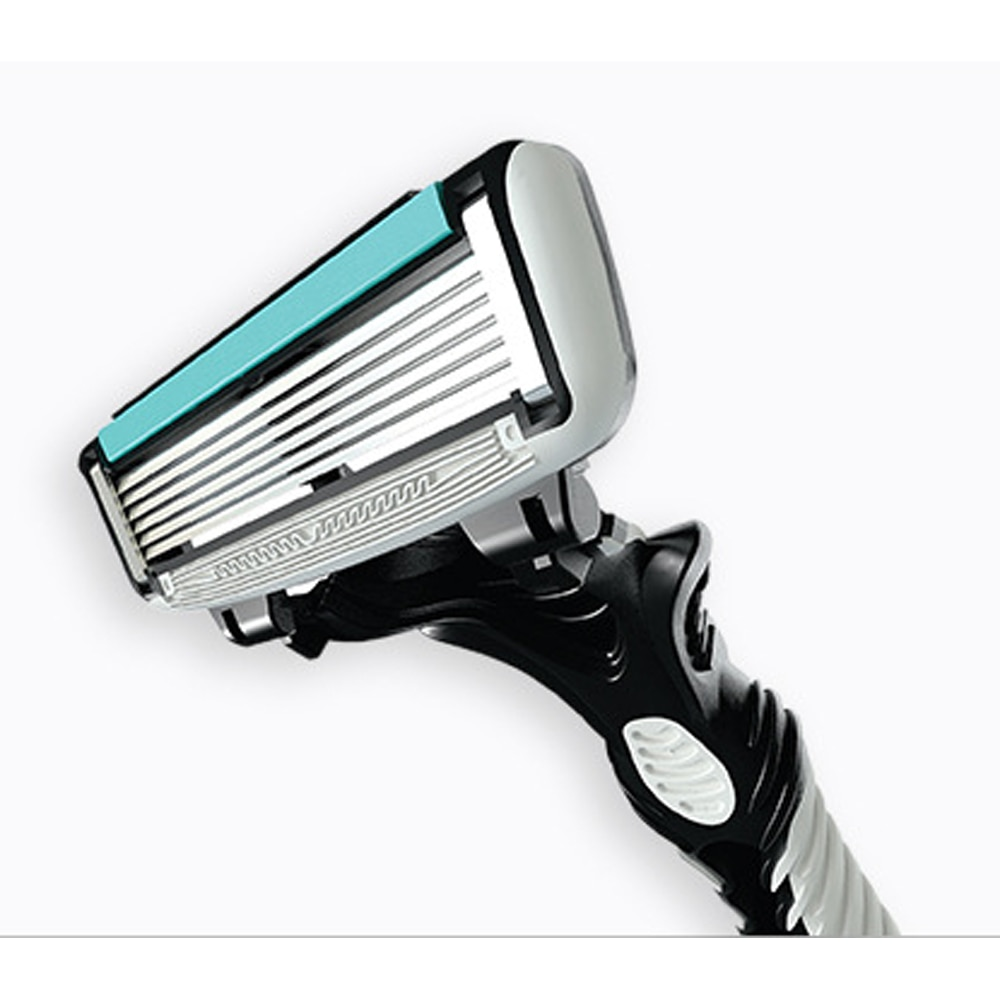 6pcs Original Dorco PACE 6 Disposable Blade Razor Shaver Shaving Machine for Men's Face Stainless Steel Safety Gift SXA100-1P enlarge