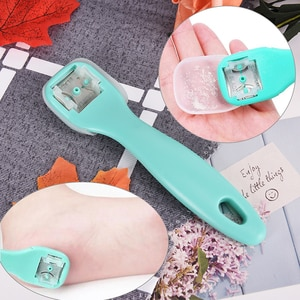 1PCS Beauty Heel Cuticle Scraper Cutter Pedicure Razor Blades for Pedicures Product Foot Care File Tool