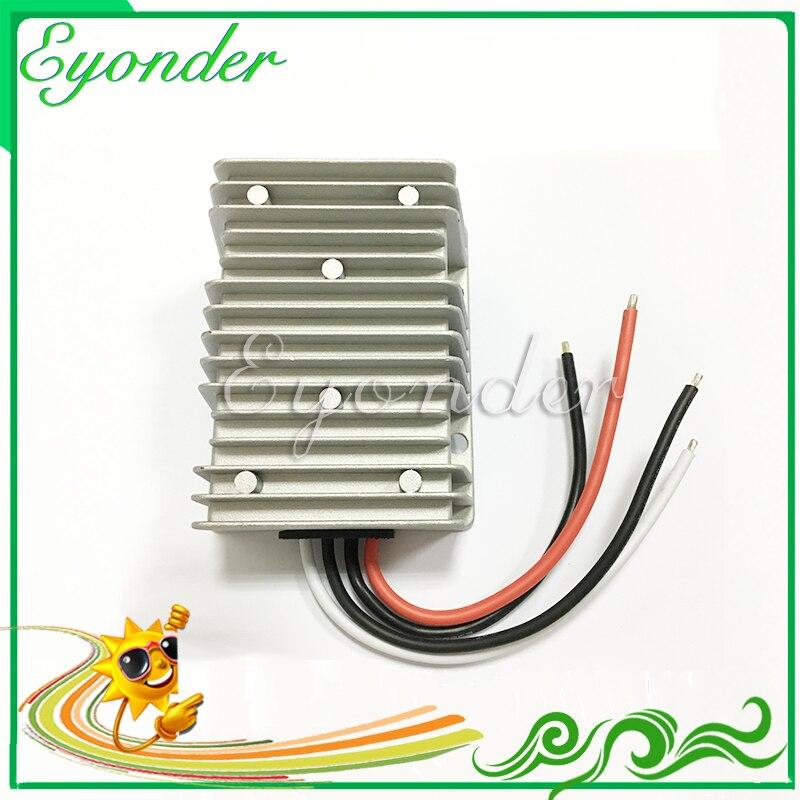 Entrada de módulo de fuente de alimentación de 48v, 50v, 56v, 60v, 72v, 80v, 84v a 12v, convertidor de CC a CC de 15a, 20a, 180w y 240w