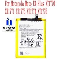 100 new high quality 5000mah he50 snn5989a battery for motorola moto e4 plus xt1770 xt1771 xt1775 xt1774 xt1776 cell phone