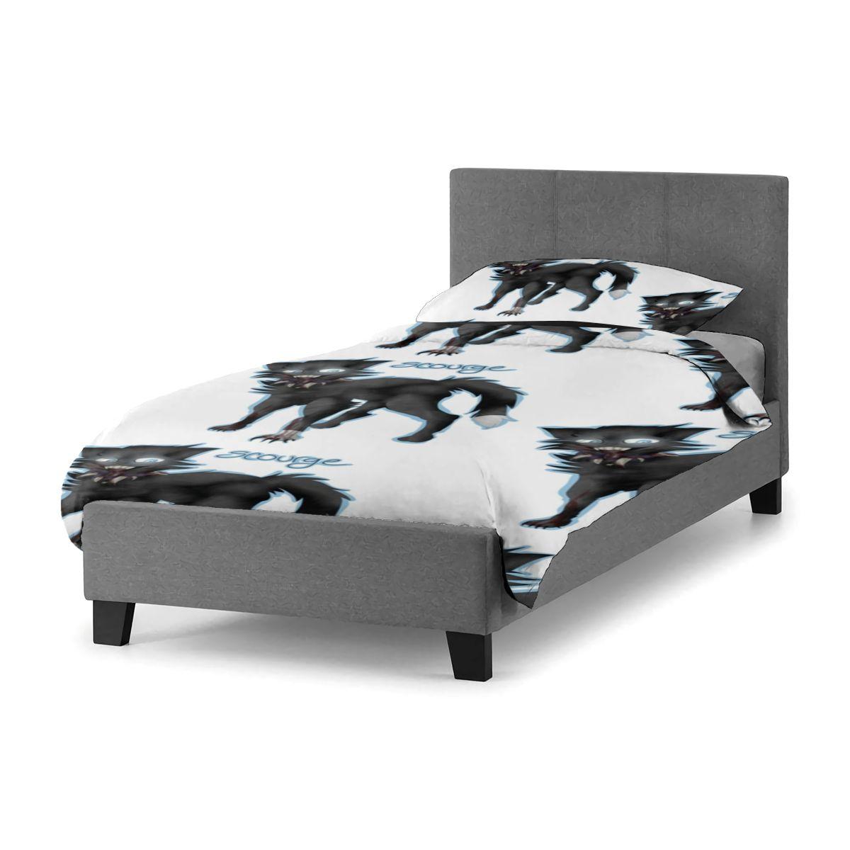 طقم سرير المحارب المطبوعة أغطية سرير غرفة نوم غطاء المراهقين بيع ورقة مجموعة