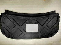thermal insulation cotton sound insulation cotton heat insulation pad modified 2002 2006 for ford mondeo