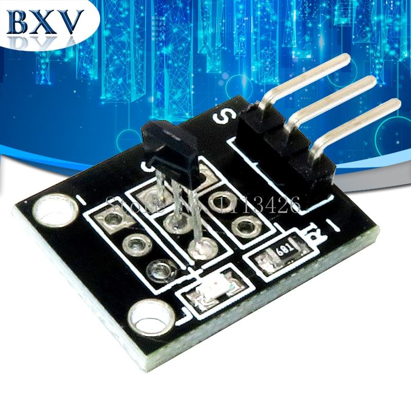 10PCS DC 5V KY-003 Hall Magnetic Sensor Module For DIY