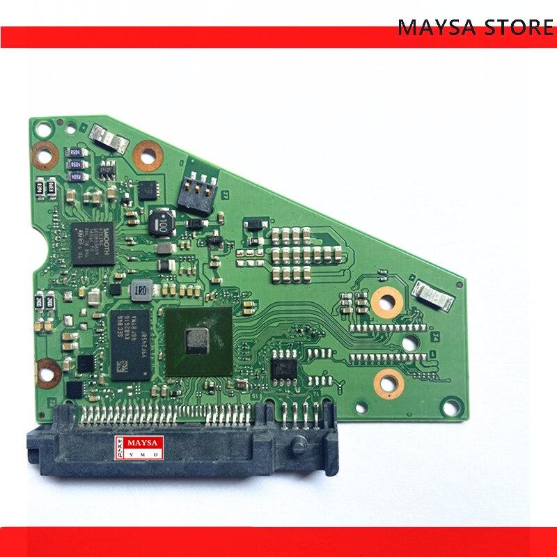 القرص الصلب PCB المراقب المالي 100847224 REV A