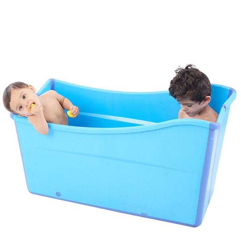 حمام الأطفال برميل للطي العزل زيادة حوض الكبار حمام برميل حمام السباحة برميل حوض WY72908