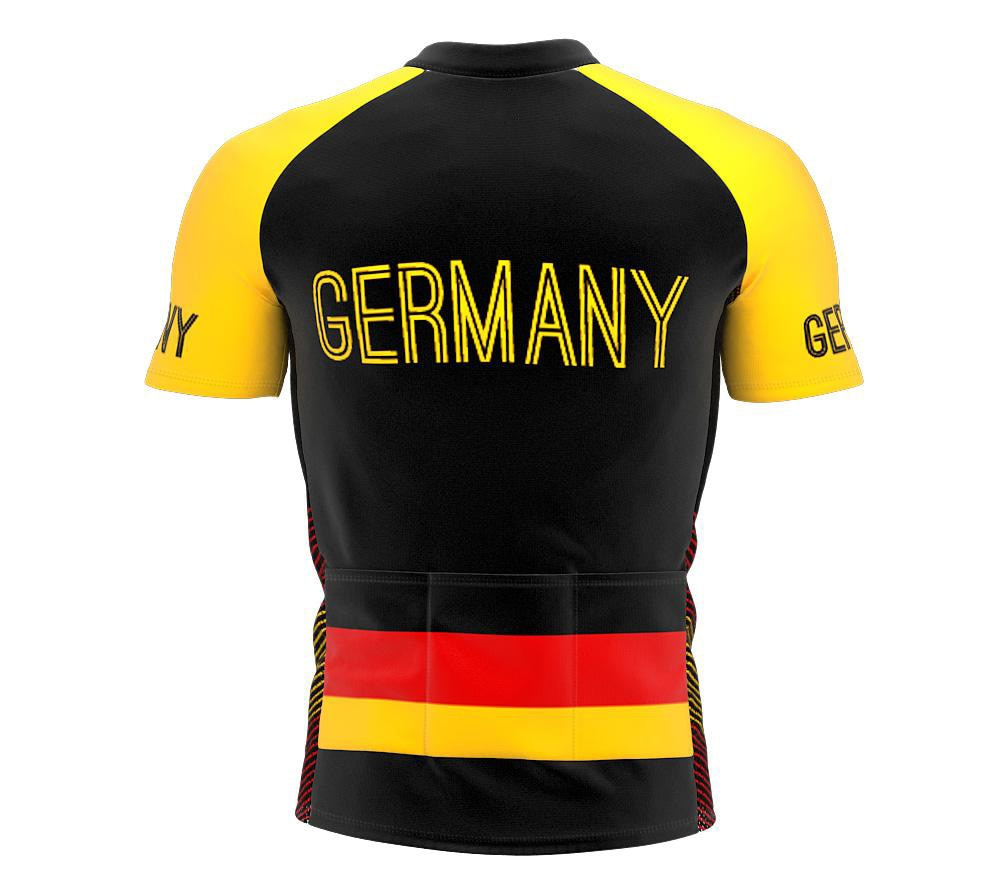 2021 More style Germany Men And Women classic cycling team short sleeved bike Road Mountain Race Clothing Maillot bike jersey