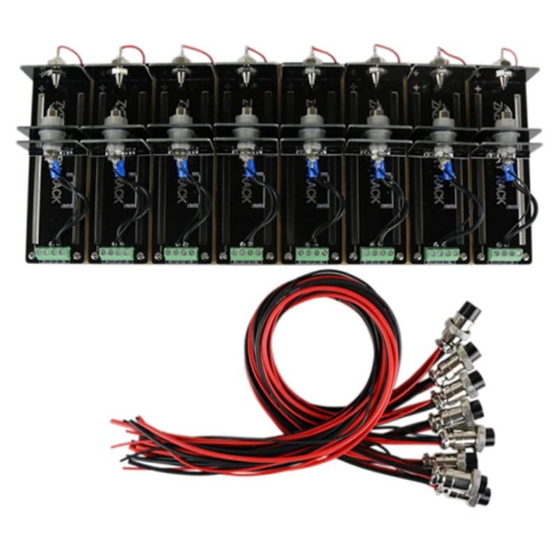 8-канальный сетевой видеорегистратор 4-х проводной Тесты стенд Батарея держатель для 32650/26650/18650/зарядное устройство для никель-кадмиевых или...