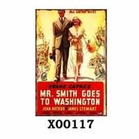 Plaques en fer pour personnages de Film Vintage  signes en metal  etoiles de Film retro  decoration artistique pour la maison  WY54
