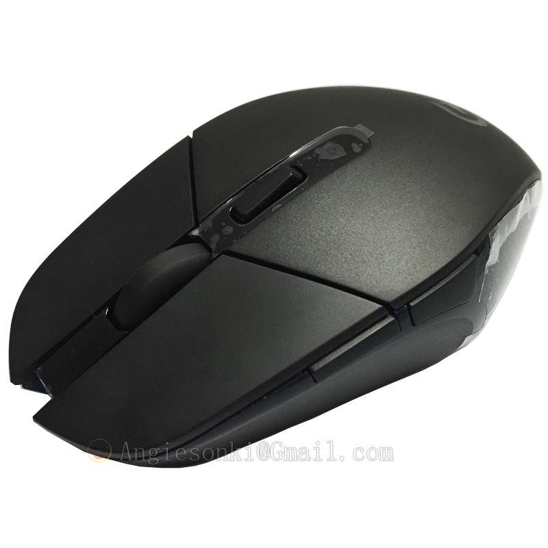 100% оригинальная новая сменная верхняя оболочка для мыши + ролик для мыши Log G302