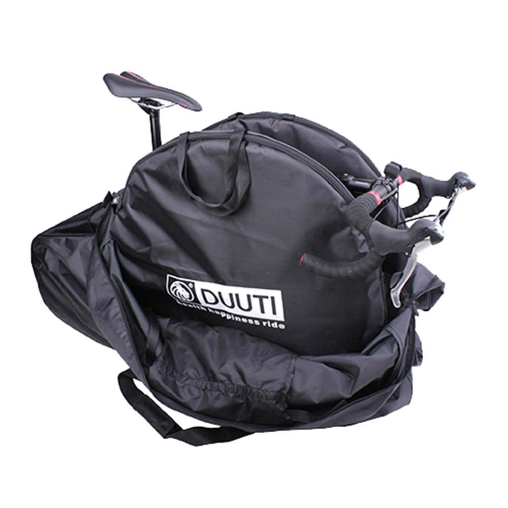 Bolsa para rueda de bicicleta MTB Mountain Road de 27,5 pulgadas y 29 pulgadas, bolsa para transporte, bolsa de carga para bicicleta plegable impermeable