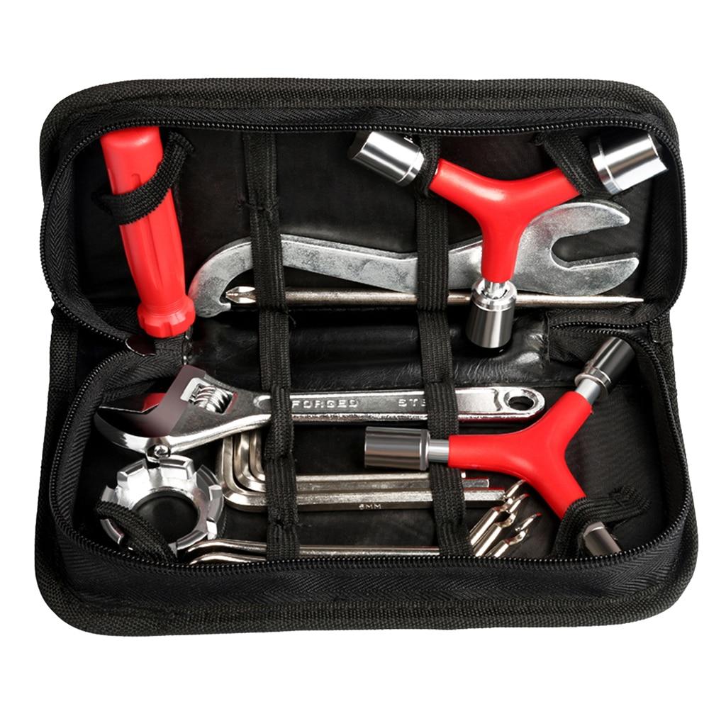 Pro Bike Bicycle Repair Tool Kit Set & Box for Mountain Road MTB Bike Cycling Maintenance Accessories