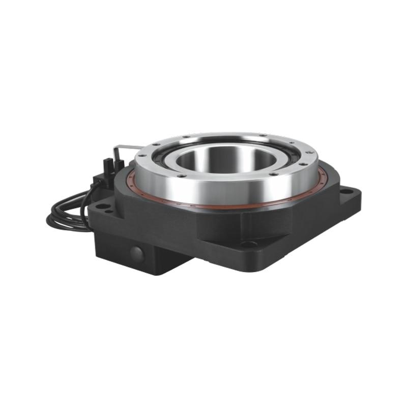 ZCT130-18 جوفاء الدورية منصة الكهربائية الدوار علبة التروس المخفض نسبة 18:1 ل 86 الإطار nema34 محرك متدرج المدخلات 14 مللي متر
