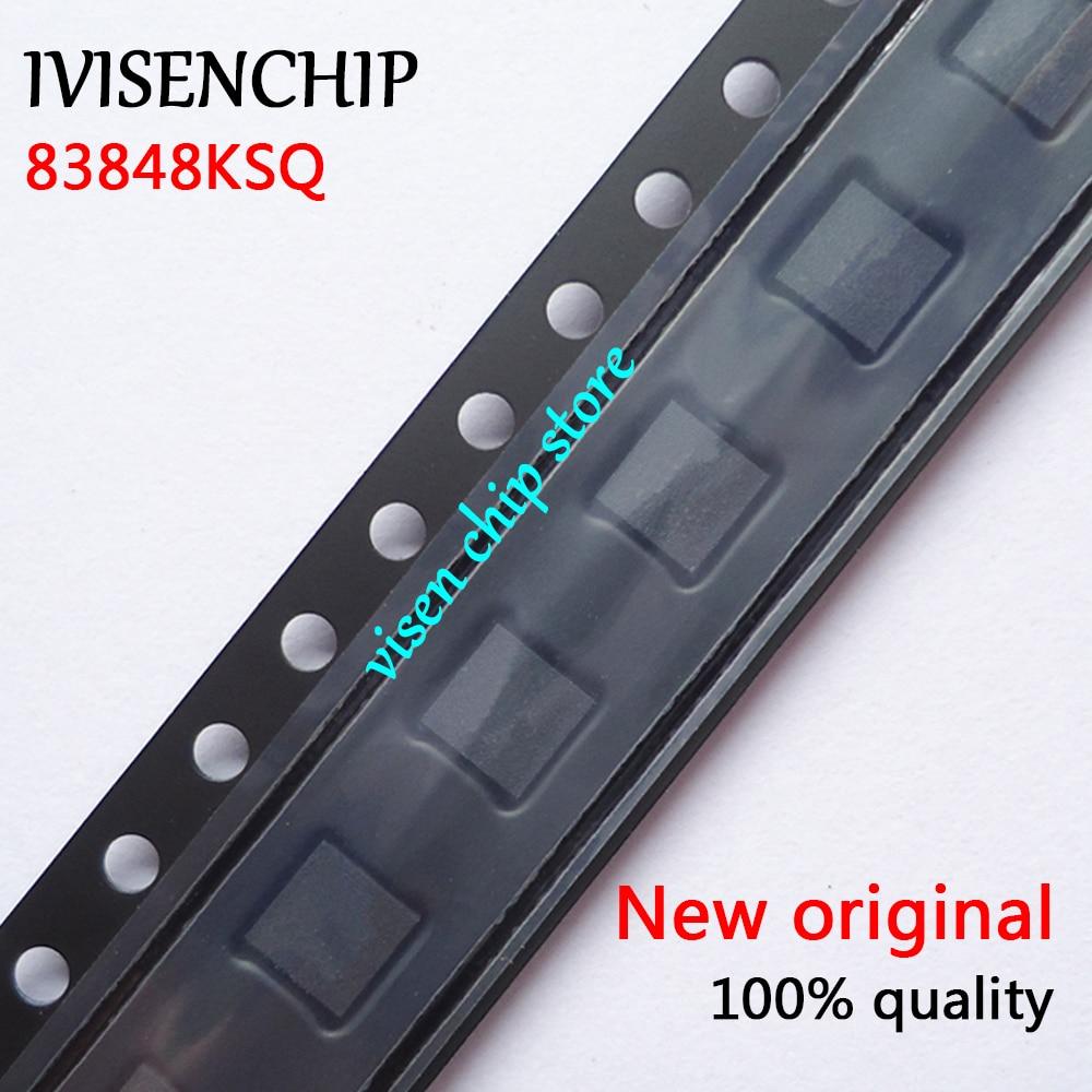 10 قطعة DP83848KSQ DP83848 DP83848K WQFN-40