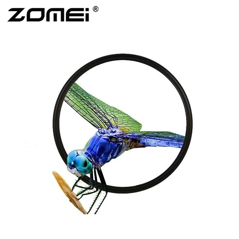 Zomei Macro Close Up Lens Filter +1 +2 +3 +4 +8 +10 optical glass camera Filter 40.5/49/52/55/58/62/67/72/77/82mm for DSLR SLR